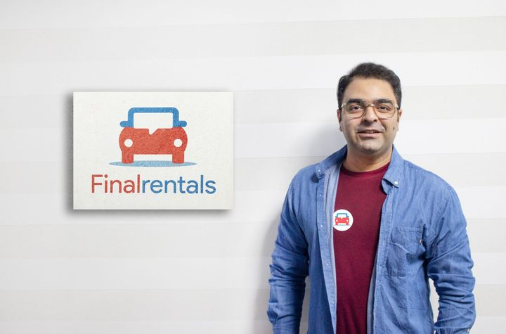 Ammar Akhtar isfounder and CEO of Finalrentals. - Photo courtesy of Final Renta.s