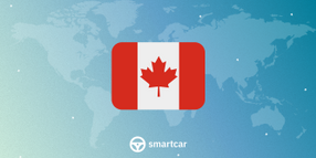 Smartcar Launches in Canada, Partners with Turo