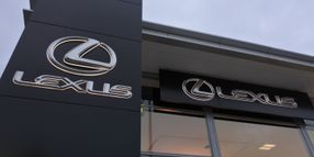 Lexus Chooses TSD to Power New Loaner Program