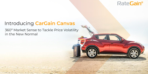 Car rental companies can use CarGain Canvas's filter options to analyze historical trends and...