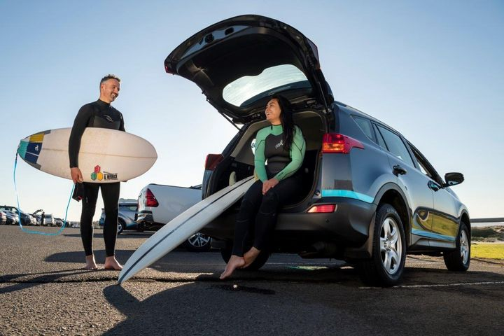 Popcar is banking on the fact that interest is also growing in Australia to do more for environmental and climate change as well as to maintain a healthier lifestyle by foregoing the car more often and getting around on foot or by bicycle. - Photo via Popcar.