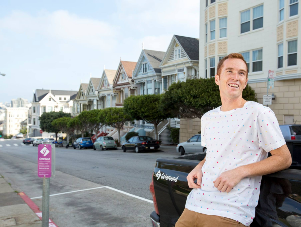 Getaround Launches Power Host Program for Fleet Owners