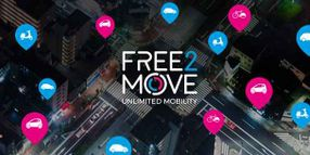 Free2Move Joins Europcar's Connected Vehicles Program