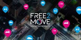 Day's Rental Signs On to Free2Move's Connect Fleet