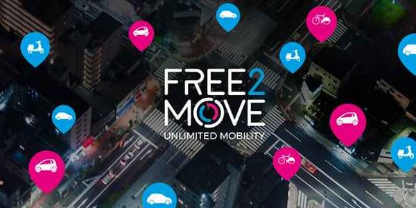 Free2Move will provide Europcar Mobility Group with access to vehicle telemetry data such as...