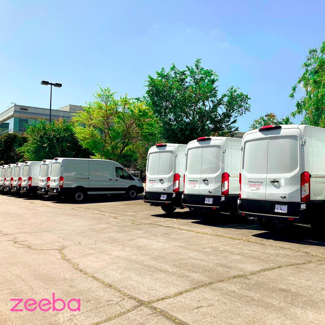 Zeeba Announces Fleet Expansion