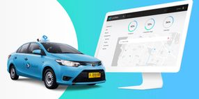 Bluebird, Autofleet, and ABeam Partner to Optimize, Scale One of Asia's Largest Taxi Fleets