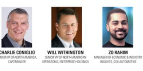 Enterprise Holding's Will Withington Headlines ICRS Keynote