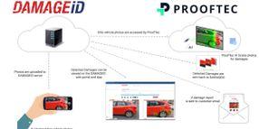 DAMAGE iD, ProofTec Partner on AI Damage Detection