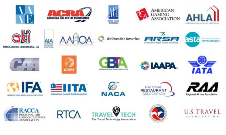 For the roadmap, ACRA joins a consortium of associations covering diverse industries such as business travel, air cargo carriers, gaming, and restaurants. - Photo: ACRA