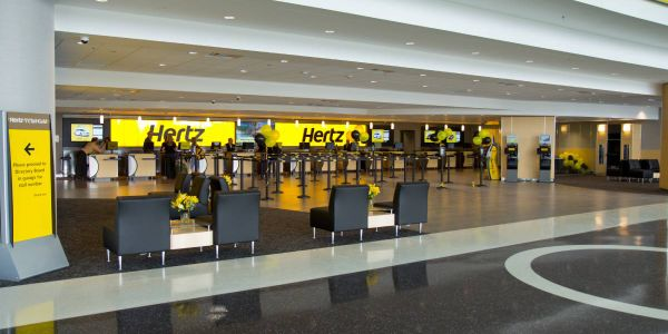 Hertz said it expects to relist on a major exchange by year-end 2021.