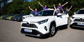 Car Rental Gateway, Liigu Offer Contactless Car Rental in Top European Destinations