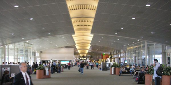 The airport is looking to hire jobs across car rental companies, shops, and airport services.