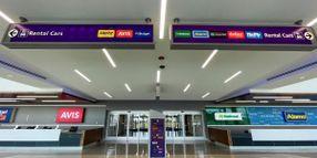 New Rental Car Center Opens at Columbus Airport