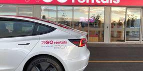 GO Rentals Helps Promote Electric Vehicle Rental