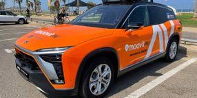 Mobileye, Sixt Plan New Robotaxi Service
