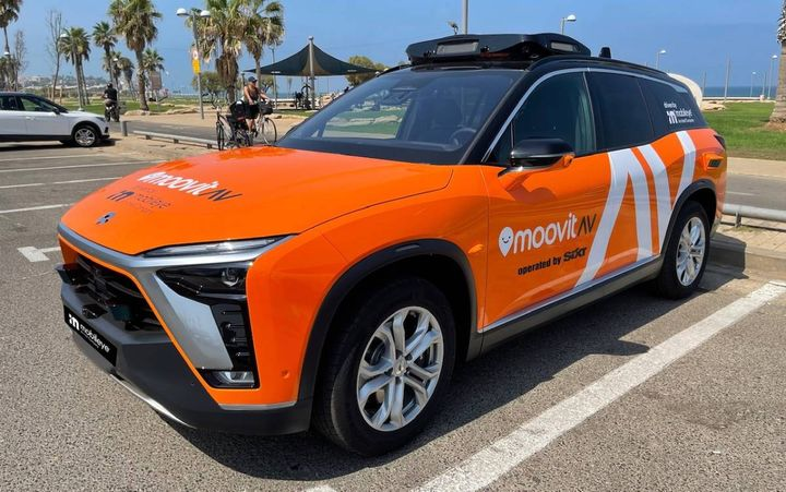 The driverless taxi pilot is set to launch in Munch next year. Riders can hail the service viathe Moovit app or theSIXT app. - Photo:Mobileye
