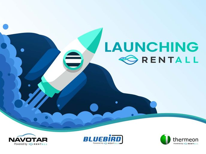 Under the merger of the three companies into one new brand, the company says that Rentall is meant to be a one-stop solution provider for all car rental operators. - Image courtesy Rentall