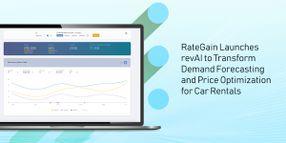 RateGain Launches Demand Forecasting, Pricing Platform