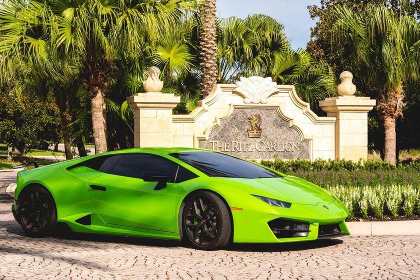 Rolls-Royce, Lamborghinis, Ferraris, and Bentleys will be among the rental options at Corsa HQ.