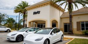 Hertz to Buy 100k Teslas