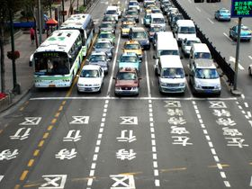 China Auto Rental Prepares for Business Slump