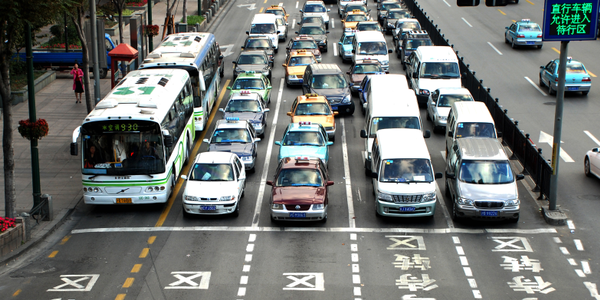 China's Ministry of Transport will be conducting quality assessments, as it does with taxi...