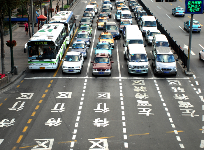 Eight ride-hailing operators, including Didi Chuxing, were a part of the on-site inspections launched earlier this month. - Photo via Marianna/Flickr.