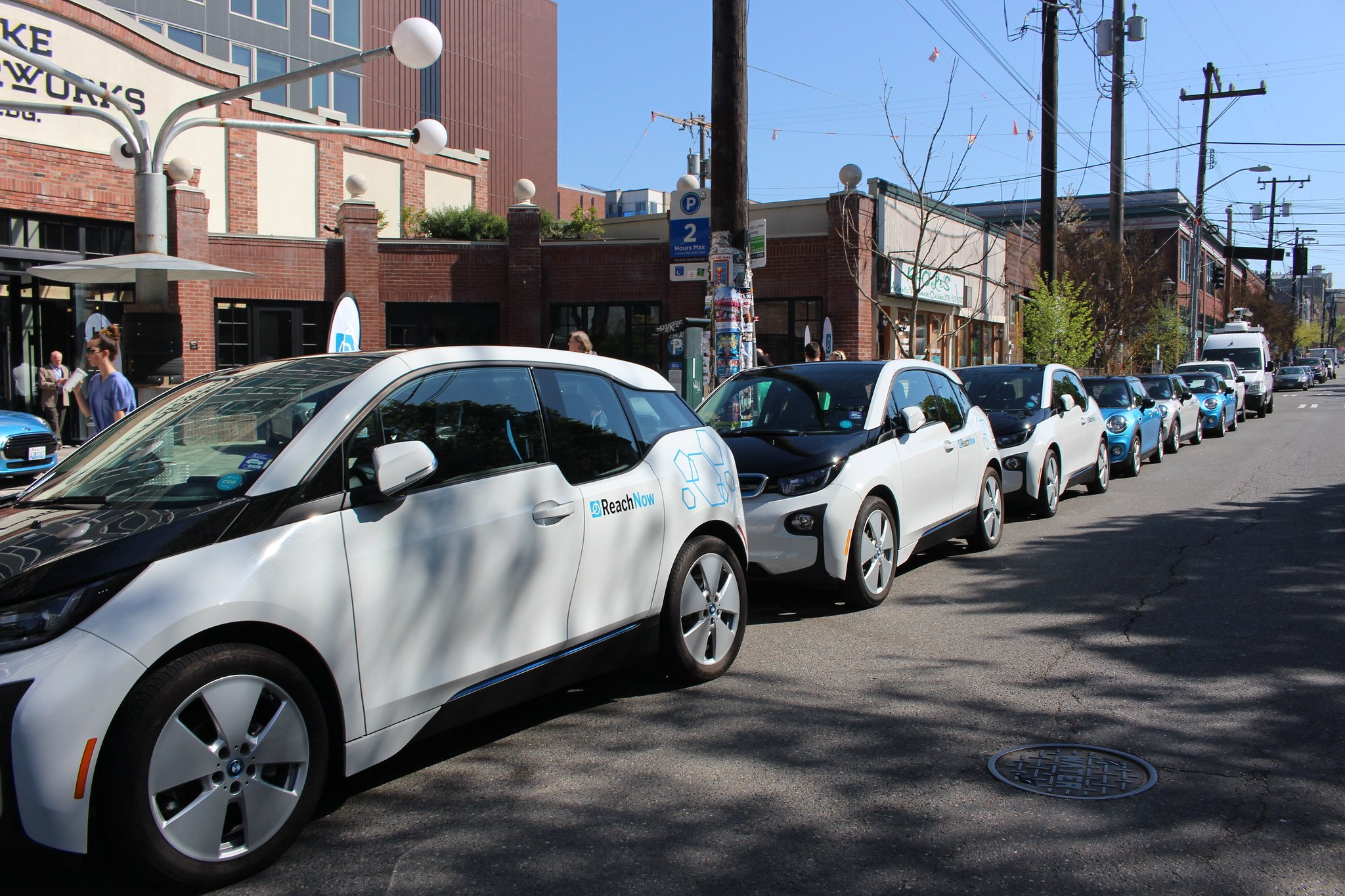ReachNow Ceases Ride-Hailing and Carsharing Service