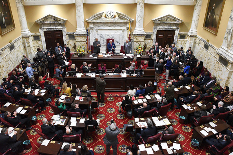 The passage of Maryland Senate Bill 743, the first comprehensive state law to require...