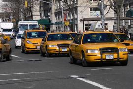 North Carolina Cab Driver Creates Ride-Hailing App