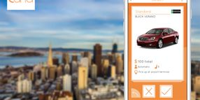 Mobile Rental Car App Partners with Insurance Provider