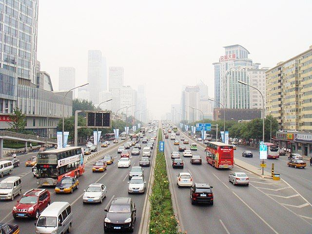 Beijing city officials passed legislation that will heavily fine drivers who are operating illegal ride-hailing businesses.  - Photo via The Erica Chang/Wikimedia.