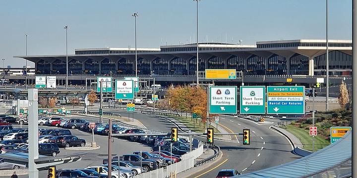 Newark Liberty International Airport.Photo: Qwesy Qwesy/Wikimedia