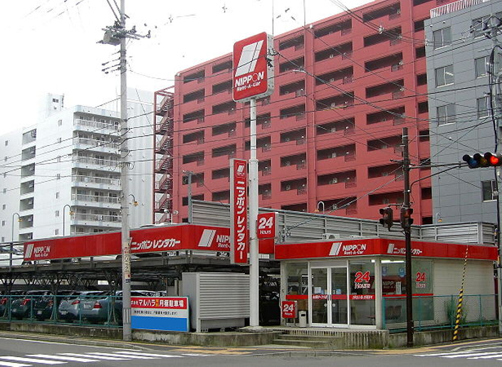 The partnership will be launched in April 2019 at approximately 80 Nippon Rent-A-Car offices located at Japan's airports.  - Photo via Kuha455405/Wikimedia.