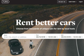 Turo Users to Unlock Cars Via App
