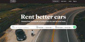 Turo Users to Unlock Cars Via App