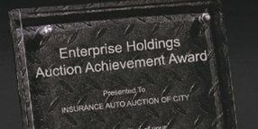 Enterprise Names Annual Auction Achievement Recipients