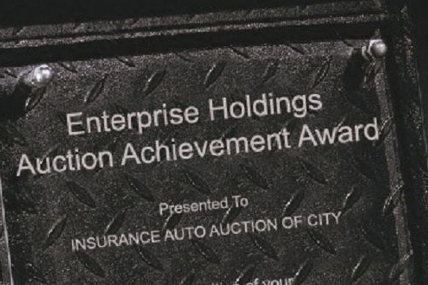 Enterprise Names Annual Auction Achievement Recipients