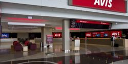 Avis Budget Group reported a positive adjusted EBITDA for the second quarter in a row.