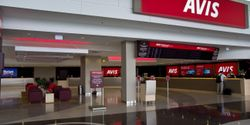 Avis is seeing significant revenueimprovement, likely due to pandemic recovery, with numbers about three times above this timelast year.