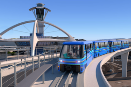 LAX Awards $4.9B People Mover Contract