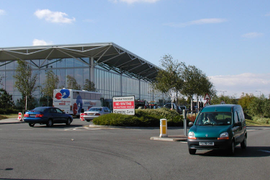 UK Airport Plans for Major Car Rental Development