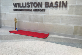 New ND Airport Features Quick Turnaround Facility