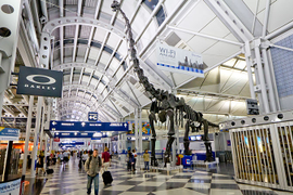 Chicago Airport Opens $242M Centralized Car Rental, Parking Facility