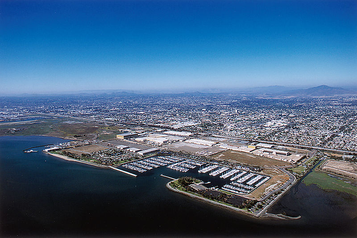 The Chula Vista Bayfront project was approved by the California Coastal Commission 2012.