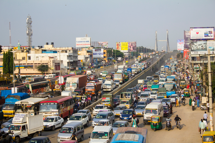 Both companies said together will build the competency and technology necessary to build the future of India's mobility market. - Photo via Satvik shahapur/Pexels.