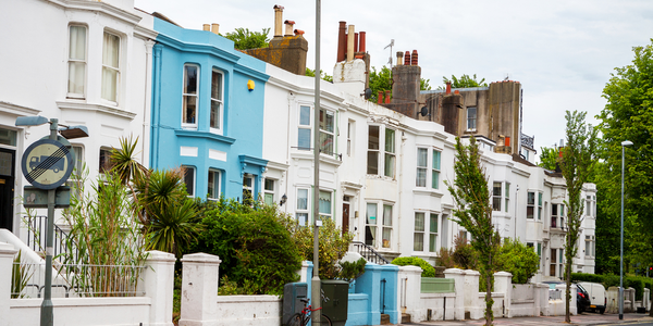 "Brighton, which has been dubbed ""the Greenest city in Europe,"" is home to numerous sharing..."