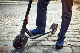 OjO Electric Expands Rideshare Scooter Programs