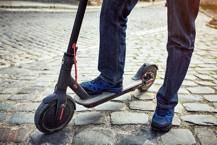 As part of the expansion, OjO will increase its fleet from 100 to 500 seated electric scooters for added mobility within the cities.  - Photo via Depositphotos.